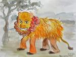 Kostým lva